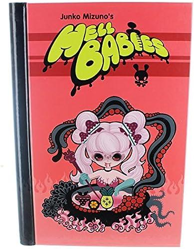 Junko Mizuno Hell Babies Journal by Diamond