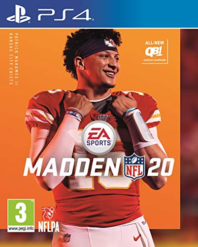 Madden Nfl 20 PS4 [