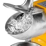 GBX Sommergetränke, die Mixer-Electric Ice Crusher, kommerzielle Doppelmesser-Eismaschine, Tea-Shop-Sand-Eismaschine, High-Horsepower-Schneeflocken-Eismaschine herstellen