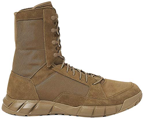 Oakley Men's Light Assault 2 Boots Coyote Size 10.5