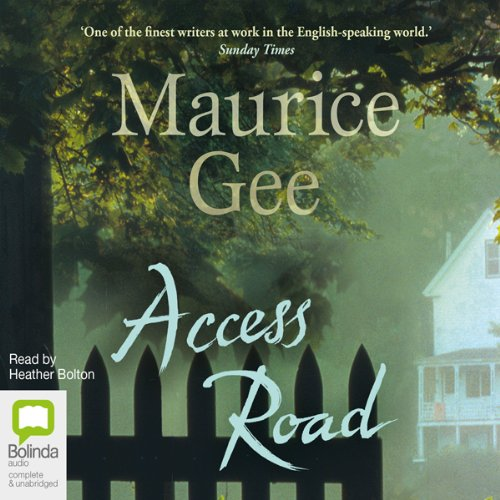 Access Road audiobook cover art