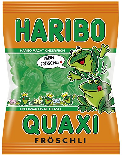 Haribo Quaxi Fröschli, 6er Pack (6 x 200g)