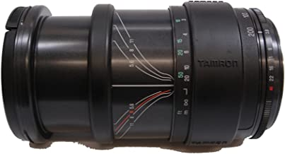 Tamron 28-200mm F/3.8-5.6 Aspherical Lens - Adaptall - Mount not Included