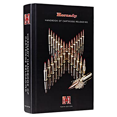 Hornady 99240 Handbook 10th Edition, Not Applicable
