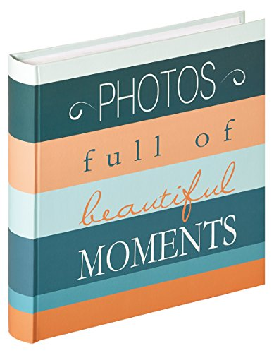 Walther Design FA-336-P Album da Incollare Moments Photos, Carta, Blu, 30x5x31 cm