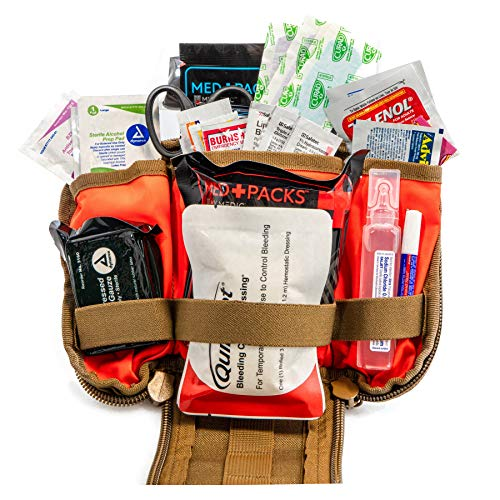 My Medic First Aid Kit for Bug Out Bags