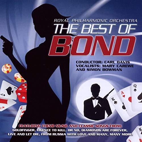 The Royal Philharmonic Orchest - Best of James Bond