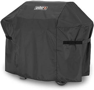 Weber 7182 Premium Spirit-Cubierta Protectora para Bicicletas 2018, Negro