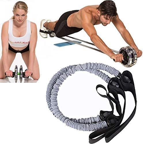 1Pcs Resistance Training Bands Tube Workout Exercise for Yoga Fashion Body Building Fitness Equipment Tool