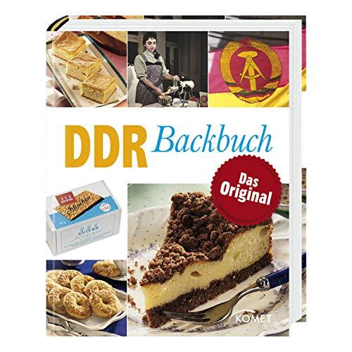 Ostprodukte-Versand.de DDR Backbuch - DDR Geschenke - für Ostalgiker - Ossi Artikel