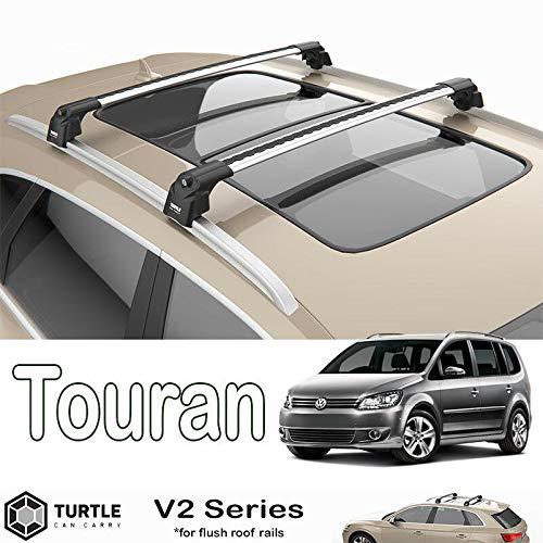 Touran - Barra transversal para portaequipajes