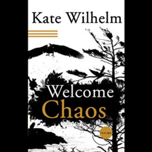 Welcome, Chaos audiobook cover art