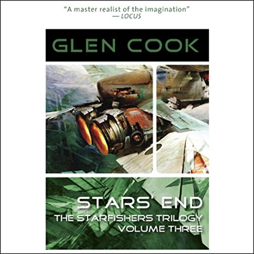 Star's End audiobook cover art