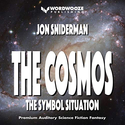 The Cosmos audiobook cover art