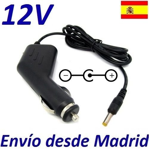 CARGADOR ESP ® Autolader Auto Lichter 12V Vervanging voor DVD Speler LG Model MPA-630 Plaatsvervanger Replacement