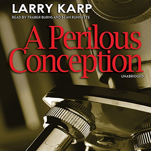 A Perilous Conception audiobook cover art