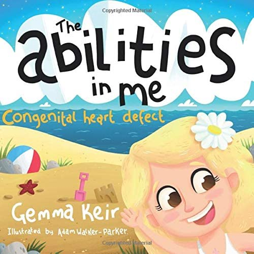 The abilities in me Congenital heart defect product image