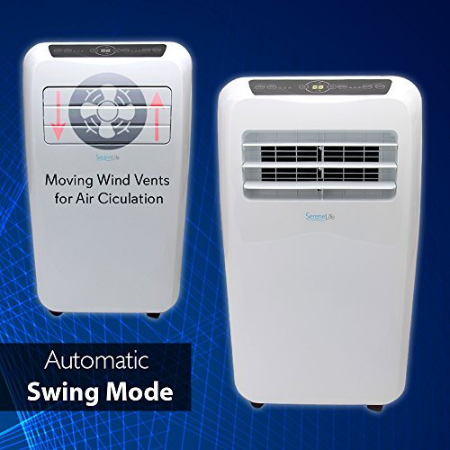 SereneLife Portable Air Conditioner Unit Product Image