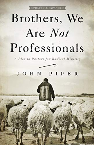 Image of Brothers, We Are Not Professionals: A Plea to Pastors for Radical Ministry, Updated and Expanded Edition
