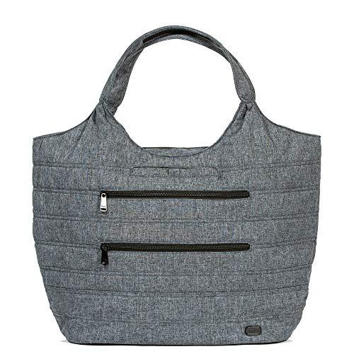 Lug Women's Gondola XL Shoulder Bag, Gray, Heather Grey, One Size