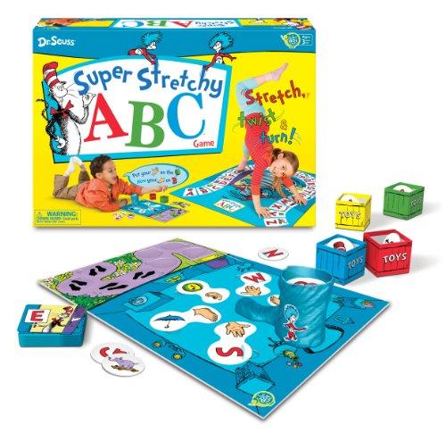Wonder Forge The Dr Seuss Super Stretchy ABCs