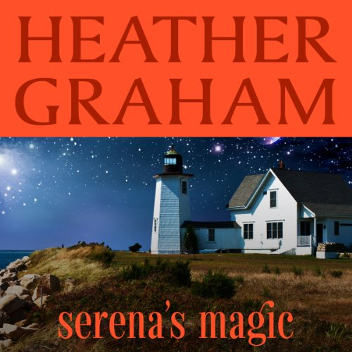 Serena's Magic audiobook cover art