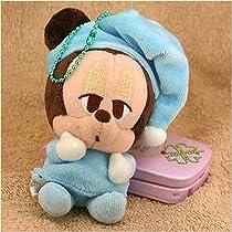 Disney ねぼすけマスコットKCベビーミッキー BH-02176
