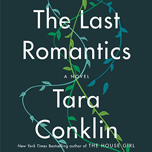The Last Romantics audiobook cover art