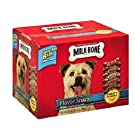 Milk-Bone Flavor Snacks Dog Treats Small/Medium Sized Dogs 7 Pound