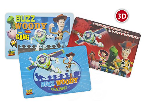 Set de 6 Sets de Table Disney Toy Story