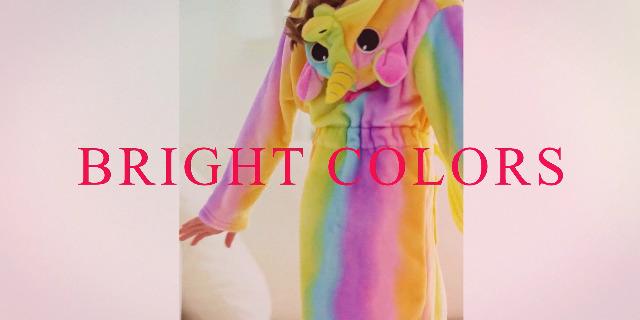 Doctor Unicorn Soft Unicorn Hooded Bathrobe Sleepwear - Unicorn Gifts for Girls (White Butterfly, 3-4T)