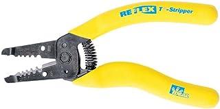 Ideal 45-418 Reflex Premium T-8 T-Stripper Wire Stripper, 8 to 16 AWG Stranded