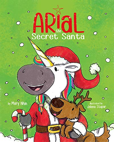 Arial, the Secret Santa (UnicornPreneur Book 7) (English Edition)