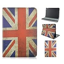 iPad Air2 ケース ヴィンテージ 国旗 柄 US アメリカ 星条旗
