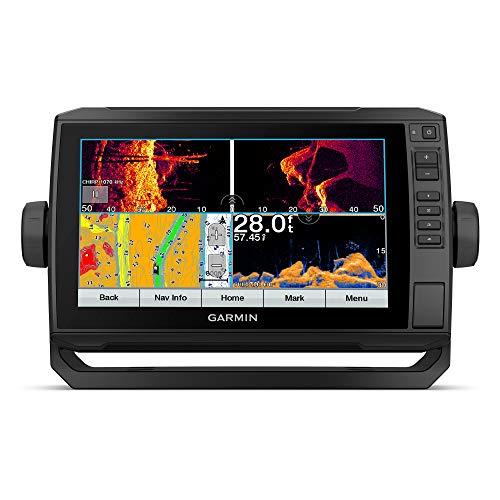 Garmin ECHOMAP UHD 93sv with GT56UHD-TM Transducer