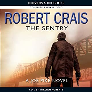 The Sentry cover art
