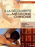 A la découverte de la médecine chinoise