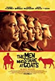 THE MEN WHO STARE AT GOATS - GEORGE CLOONEY – Imported