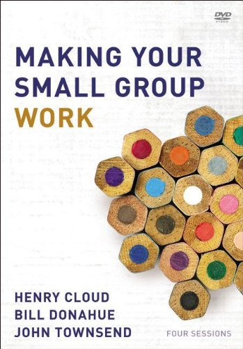 Making Your Small Group Work DVD (CLOUD/DONAHUE/TOWNSEND) [Reino Unido]