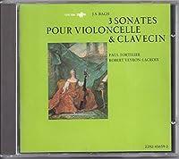 Bach: Sonatas for viola da gamba & keyboard No. 1, 2, and 3 BWV 1027, BWV 1028, BWV 1029