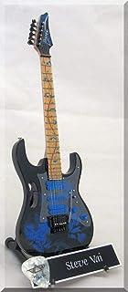 STEVE VAI Guitarra en miniatura con púa de guitarra Ibanez