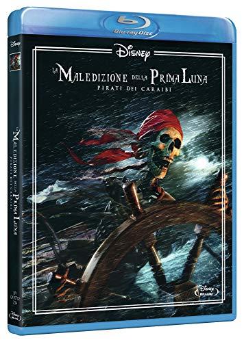 Pirati dei Caraibi 1: La Maledizione della Prima Luna Special Pack (Blu-Ray)