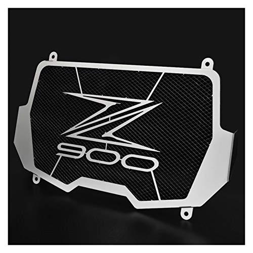 Radiador de la Motocicleta Cubierta de la Rejilla de la Rejilla de la Barra de la Parrilla para Kawasaki Z900 2017 2018 2019 2020 Accesorios de Cubierta del Motor Protector Rejilla Radiador