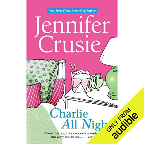 Charlie All Night audiobook cover art