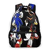 Bolsa para Laptop Super Sonic Large Capacity Casual Backpack Travel Backpack ...
