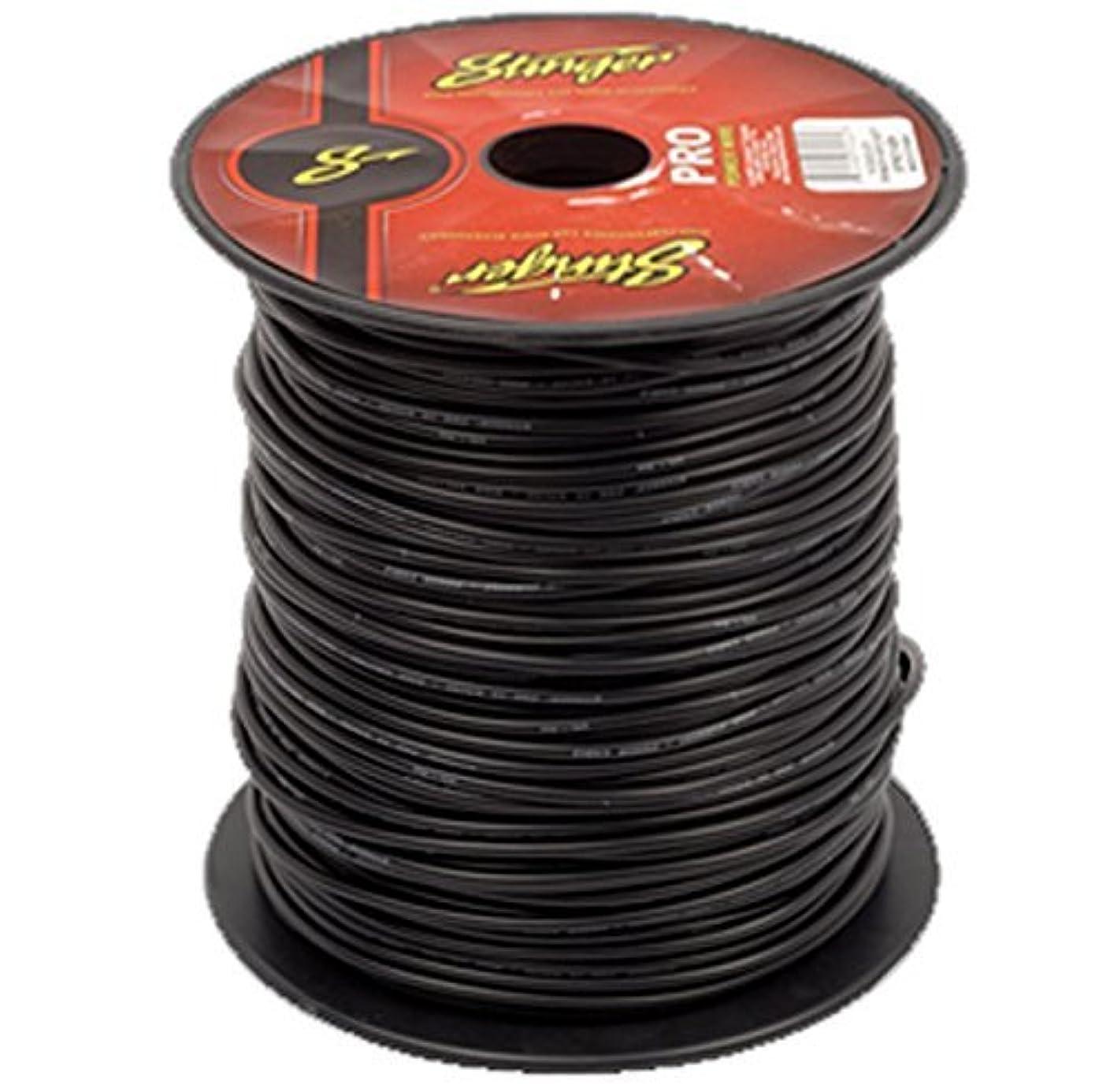 病者気分が良い流用するStinger SPW312BK Pro 12 AWG Gauge Power Wire 500-Feet (Black) [並行輸入品]