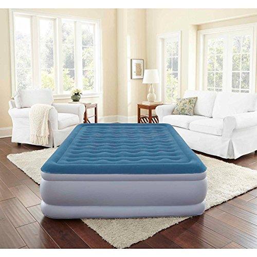 """Beautyrest Simmons Extraordinaire Raised iFlex 16"""" Air Bed Mattress"""