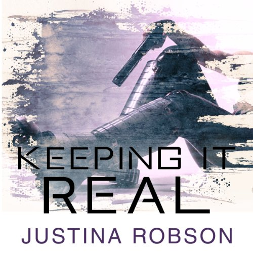 Keeping it Real audiobook cover art