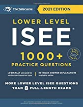 Lower Level ISEE: 1000+ Practice Questions PDF