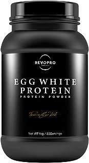 REVOPRO(レボプロ) EGG WHITE PROTEIN (卵白プロテイン) チョコレート味 1kg